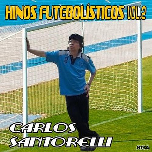 Hinos-Futebolisticos-Carlos-Santorelli-volume-2-disco