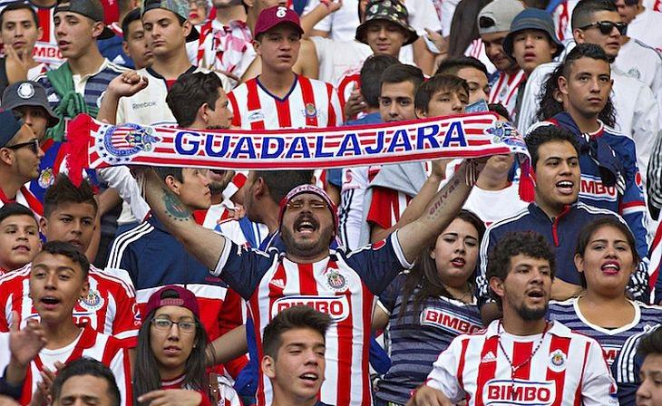 O Guadalajara limita contratação de jogadores mexicanos (Foto: Rebaño Sagrado/Yucatán)