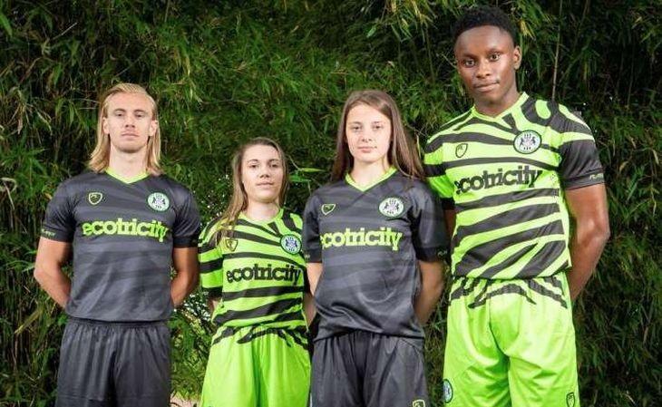 O Forest Green, fundado em 1889, é considerado o clube mais sustentável do mundo (Foto: Forest Green/Divulgação)