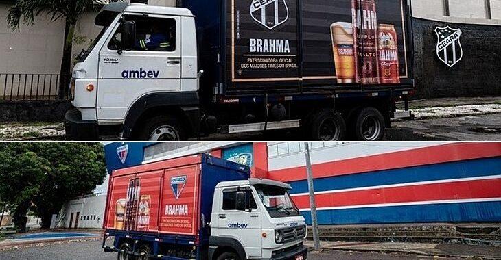 Brahma anuncia patrocínio a Ceará e Fortaleza, os dois últimos campeões do Nordestão