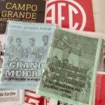 O Deriva já lançou fanzines sobre Bangu e Campo Grande, além de clubes extintos (Foto: Divulgação)