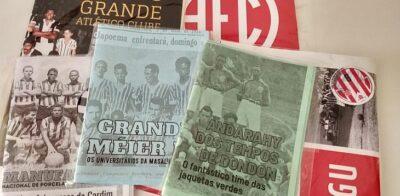 Projeto publica série de fanzines sobre a história de clubes pequenos do Rio de Janeiro