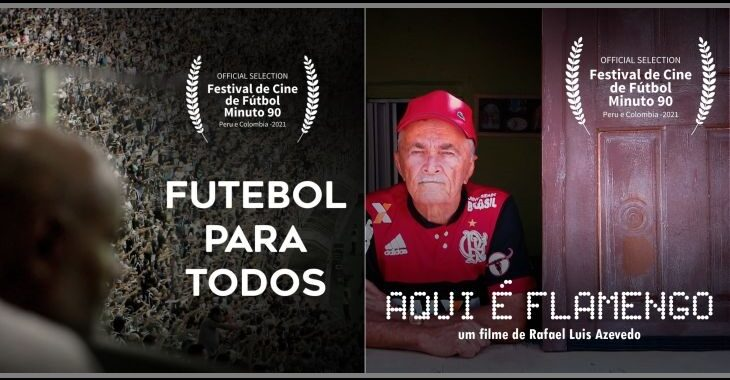 Verminosos tem dois curtas selecionados para o Festival de Cine de Fútbol Minuto 90