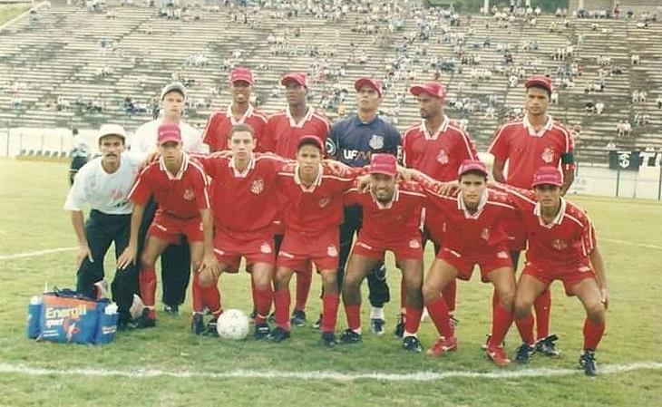 O Sete de Setembro disputou a 3ª divisão mineira em 1997, ano da extinção (Foto: Reprodução)