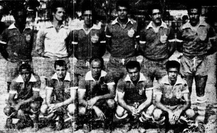"Eletrovapo: A história do time que foi eliminado da Taça Brasil no ""cara ou coroa"""