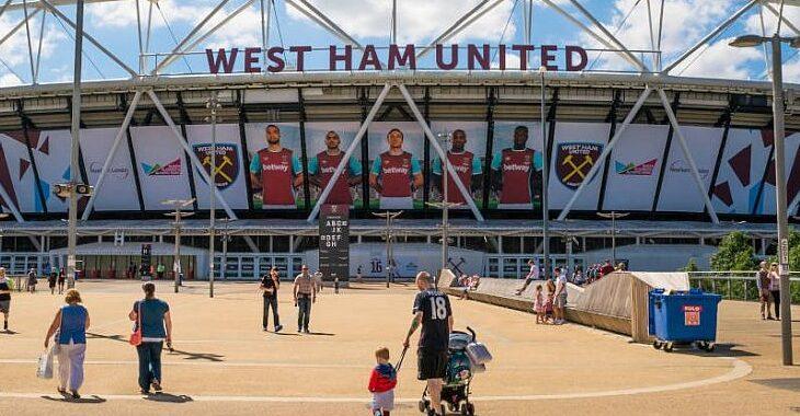 Como é ser vizinho do estádio do West Ham, clube famoso pelo filme Hooligans