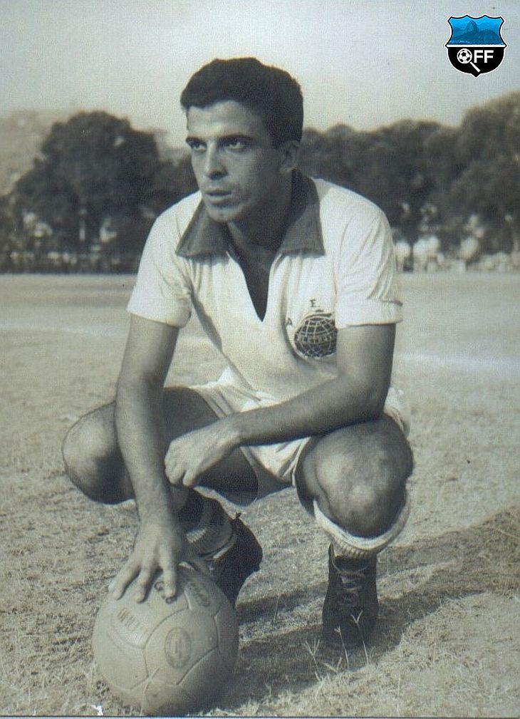 Niraldo Vieira Lemos, ex-jogador do Eletrovapo (Foto: Acervo pessoal)