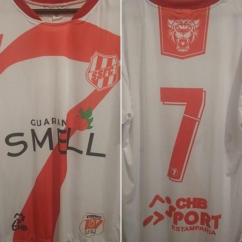 A camisa do Sete de Setembro é vendida pelo clube (Foto: Verminosos por Futebol)