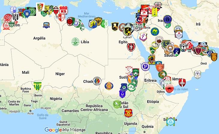 Guia do Mundo Árabe FC: O que significam os nomes de 250 clubes de 23 países
