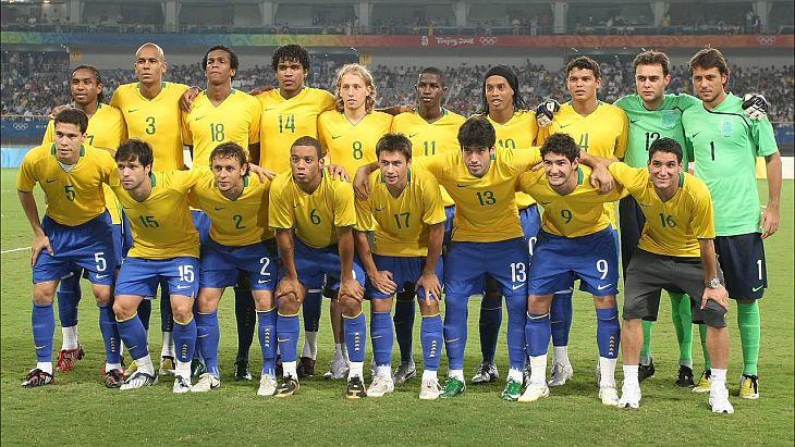 Brasil conquistou o bronze pela 2ª vez no futebol masculino (Foto: CBF)