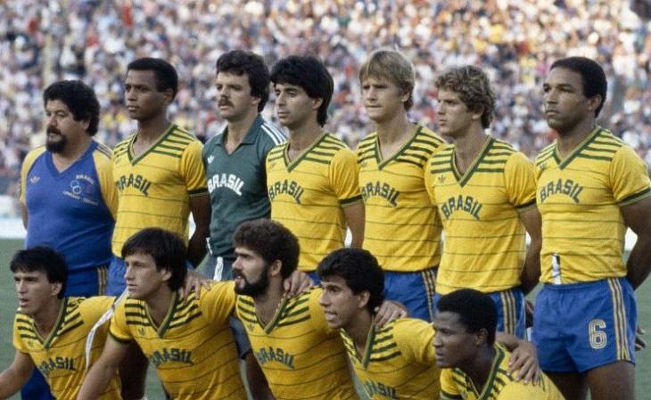 Brasil pela 1ª vez chegou à final do futebol nas Olimpíadas (Foto: CBF)