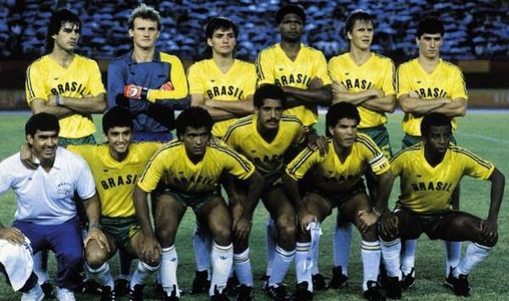 Brasil perdeu a 2ª final olímpica seguida em 1988 (Foto: CBF)