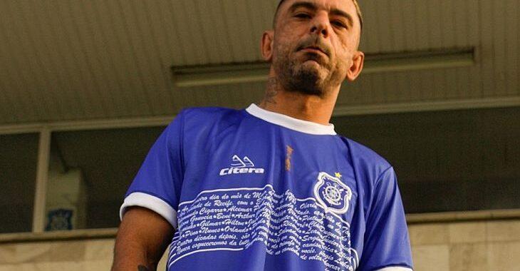 Olaria lança camisa em homenagem ao título da Taça de Bronze de 1981