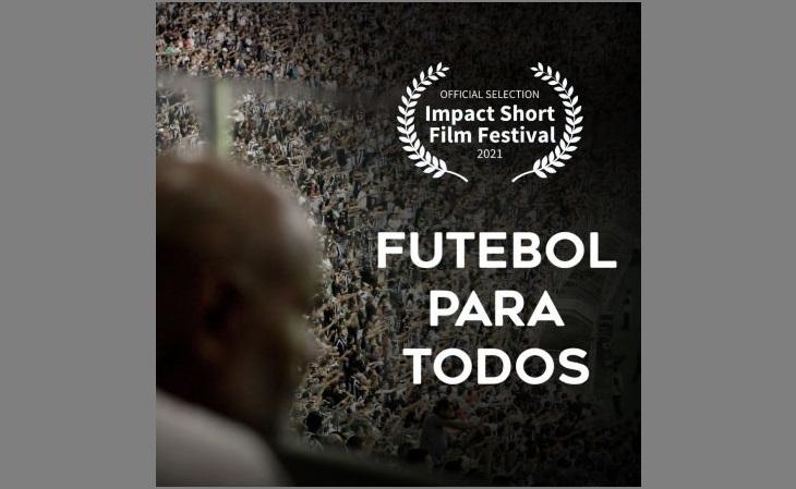 Futebol para Todos foi dirigido pelo jornalista Rafael Luis Azevedo (Foto: Divulgação)